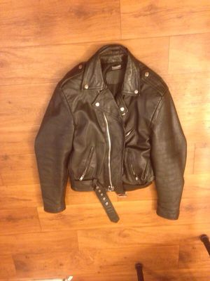 Early 90's biker jacket NICE!!! for Sale in Atlanta, GA