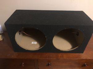 """12"""" Sealed Sub box for Sale in Esmont, VA"""
