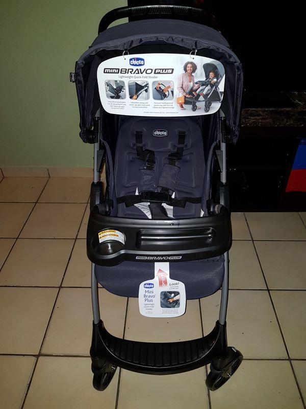 Chicco Bravo Mini Plus Stroller For Sale In Miami Fl Offerup