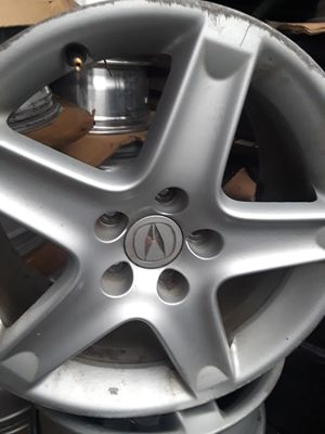 Set off 4 Acura rims for Sale in Alexandria, VA