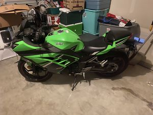 Photo 2014 kawasaki ninja special edition