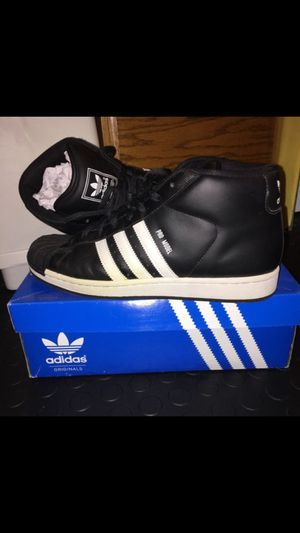 Size 11 Adidas Pro Model High Top for Sale in Ellicott City, MD
