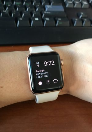 38mm Apple Watch for Sale in Apex, NC