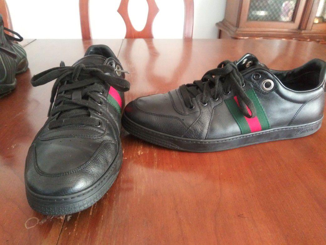 Authentic Gucci Shoe Size 10 1/2 G