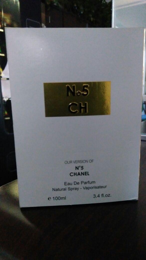 c3553efa291 Perfume N. 5 CH