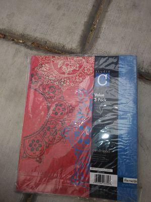 NEW- Folders & plastic envelopes for Sale in Las Vegas, NV