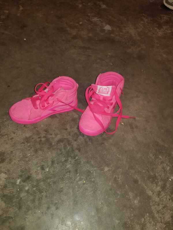 6c48f2e37b Pink shoes size 13 for Sale in Murfreesboro