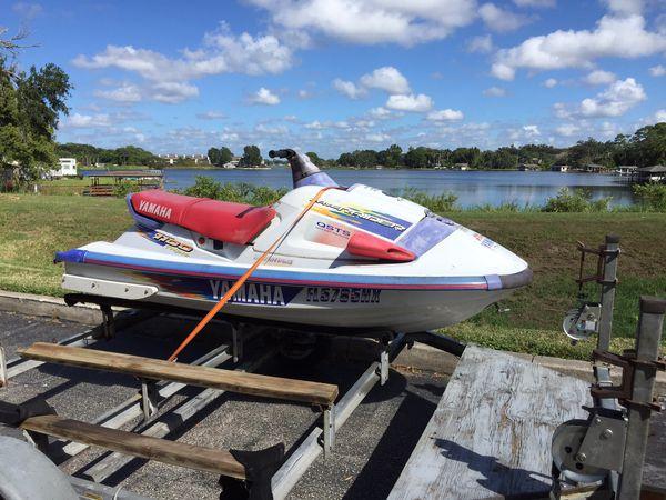 1995 YAMAHA WAVE RAIDER 1100 TRIPLE JET SKI for Sale in Orlando, FL -  OfferUp
