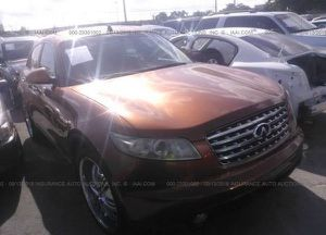 2003-2008 INFINITI FX35 FX45 PART OUT! for Sale in Fort Lauderdale, FL