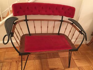 Antique decorative sleigh chair for Sale in Washington, DC