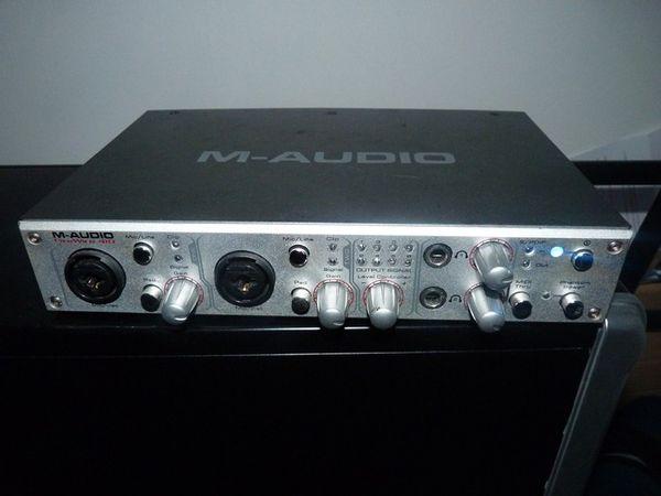 driver m audio firewire 410