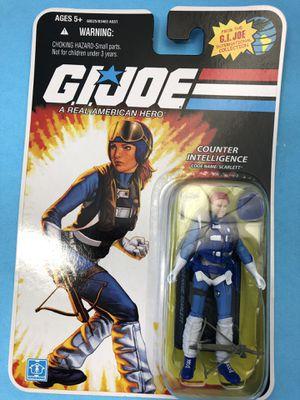 G.I. Joe 25th Anniversary SCARLETT! for Sale in Chandler, AZ