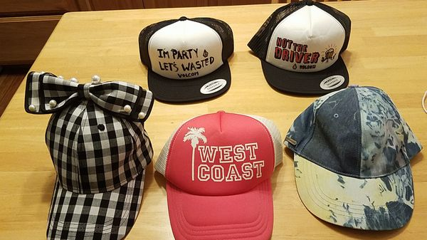 Name Brand Hats Ballcaps for Sale in Long Beach 4f55af63364