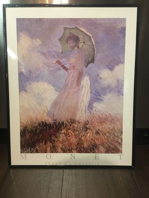 Monet Print | Framed for Sale in San Francisco, CA