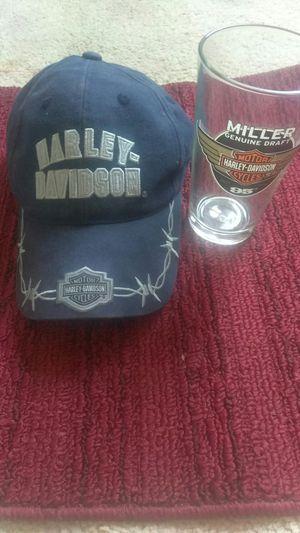 Gorra y Vaso (Harley Davidson) for Sale in Gaithersburg, MD