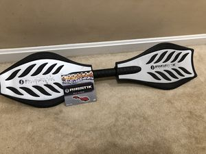 Silver Ripstick with instructional DVD for Sale in West Springfield, VA