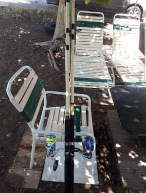 Fishing Rods (Read Description) for Sale in Las Vegas, NV