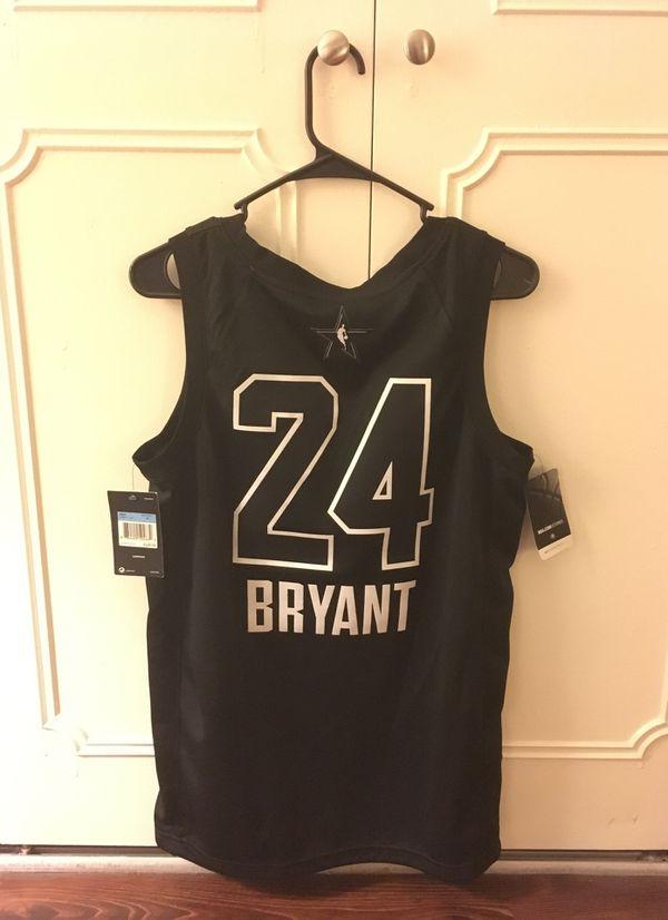best loved e9dfc 93de5 BRAND NEW Kobe Bryant Lakers 2018 Jordan Kia All Star Game Swingman Jersey  Size M 44 for Sale in Santa Ana, CA - OfferUp