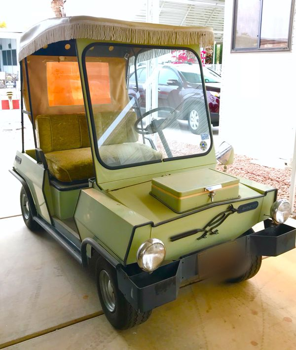 Nordco Marketeer Retro Golf Cart For Sale In Surprise Az Offerup