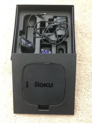 Roku Ultra with 2 year additional warrantly for Sale in Alexandria, VA