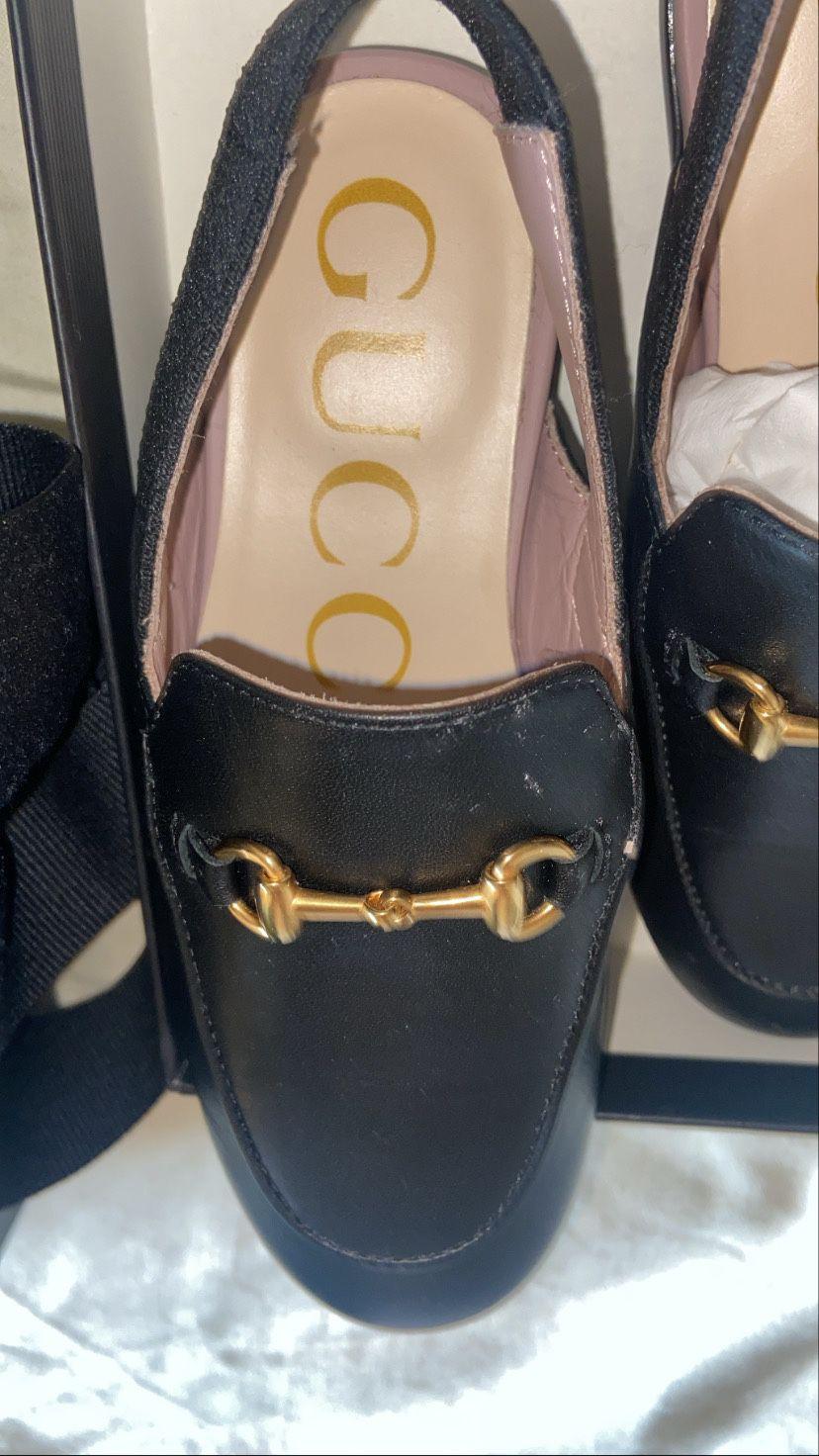 Gucci Dress Shoes Size 26