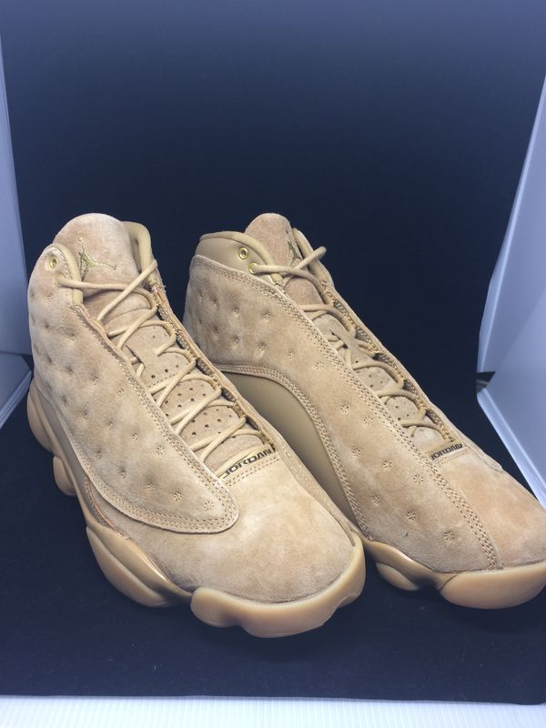 """brand new 1bd0c b3982 Jordan Retro 13 """"Wheat"""" for Sale in Plymouth, MA - OfferUp"""