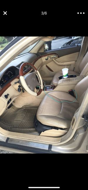 2002 Mercedes Benz S430 for Sale in Washington, DC