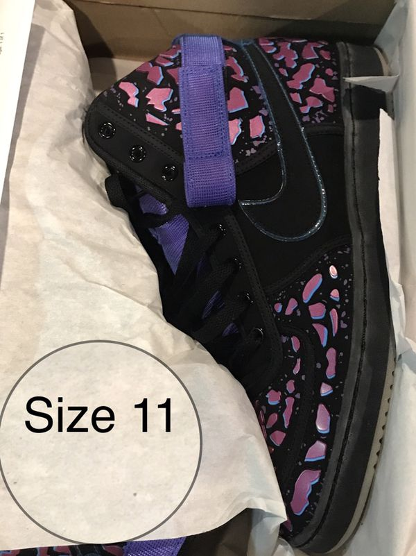 pretty nice 615df eb60f Nike Air Vandal Premium QS All Star Area 72 BRAND NEW Sz 11 SB Dunk Force