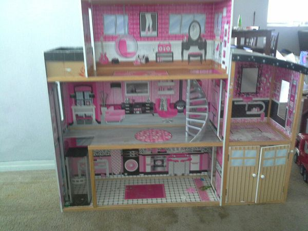 Barbie Doll House No Furniture For, Furniture Lake Elsinore