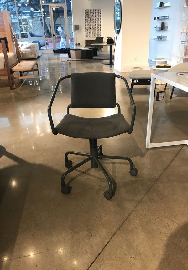 blu dot office chair 75 off for sale in austin tx offerup