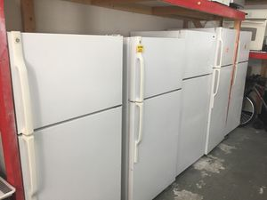 Top And Bottom Refrigerator All White For In Raleigh Nc