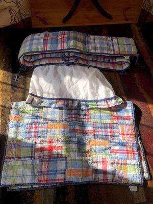 Pottery Barn Nursery/ Crib Bedding Set for Sale in West Springfield, VA