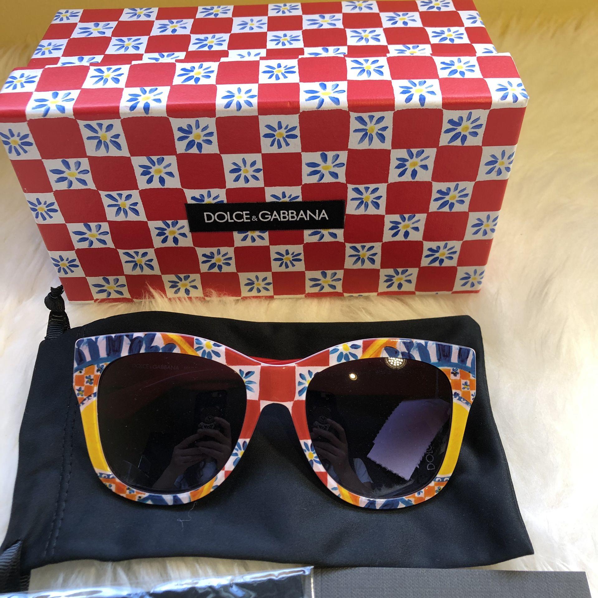 New authentic Dolce&Gabbana Sunglasses