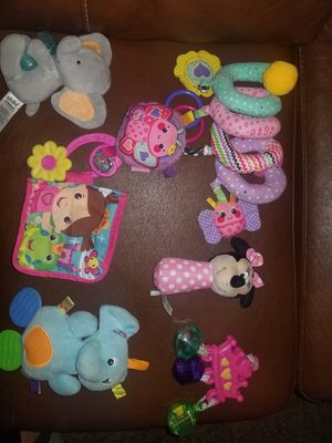Baby girl toys for Sale in West Richland, WA