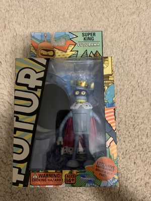 Futurama Super King action figure for Sale in Pearland, TX