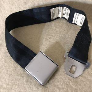 Photo Amsafe Seat Belt Extension Model 9650-2 For Airplane Airline