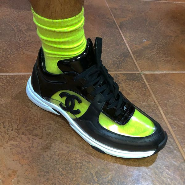 f019c6eed56 Chanel Trainers for Sale in Atlanta