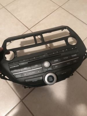 Stock Honda Accord stereo for Sale in Silver Spring, MD