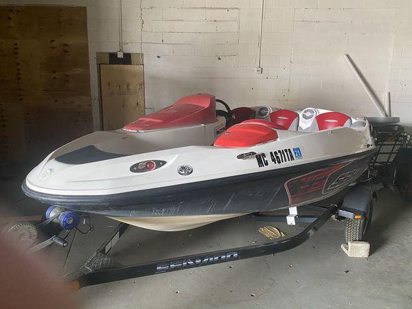 Sea doo sportster jet boat