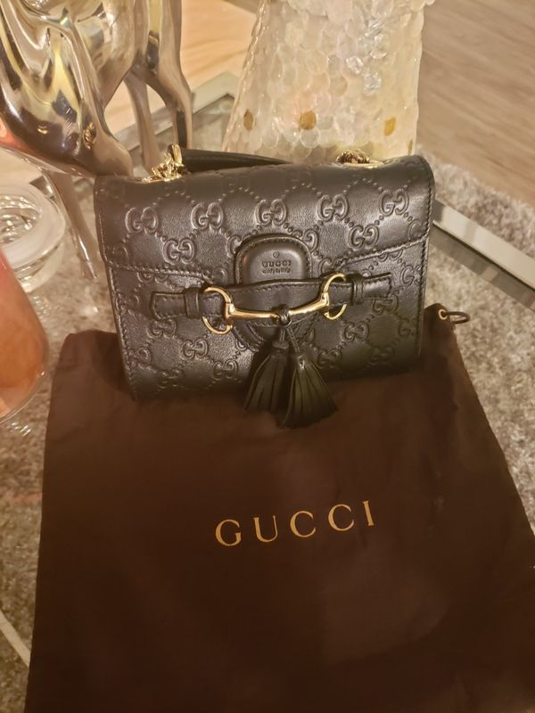 31d04aa9b Gucci Crossbody With Dustbag - REAL for Sale in San Diego