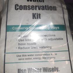 Outdoor Water conservation Kit Thumbnail