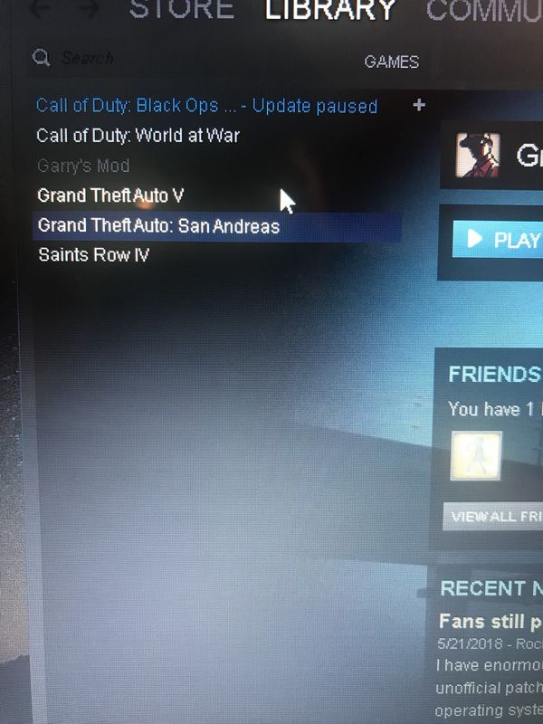 Steam account (no go first) 5$ for Sale in Wesley Chapel, FL - OfferUp