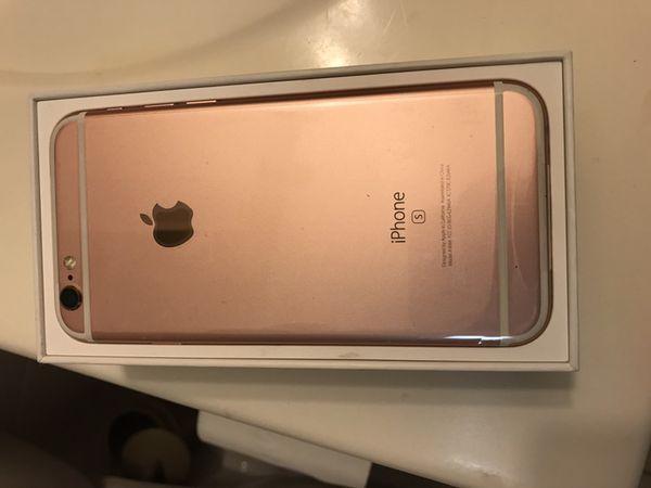 IPHONE 6S METRO PCS TMOBILE STRAIGHT TALK GO SMART 16GB CLEAM IMEI PAID OFF  for Sale in Pomona, CA - OfferUp