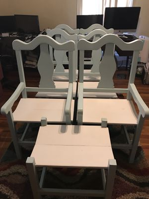 7 piece dining table chair set for Sale in Palmyra, VA