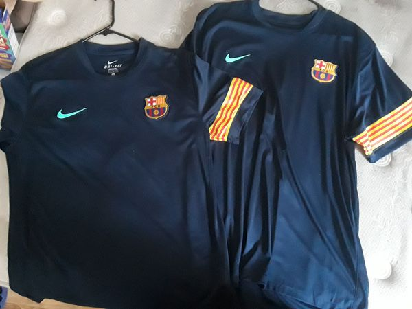 huge selection of 60565 c312c FC Barcelona 2010/11 training Jersey FCB Barca Messi for Sale in Monrovia,  CA - OfferUp
