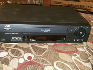 Jvc VHS VCR Player for Sale in Manassas, VA