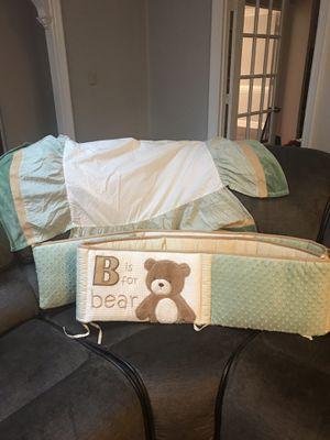 SUPER PLUSH Baby Bear Crib Bedding for Sale in Lithia Springs, GA