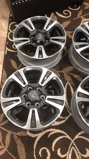 Toyota Tacoma rims $450 for Sale in Commerce, CA
