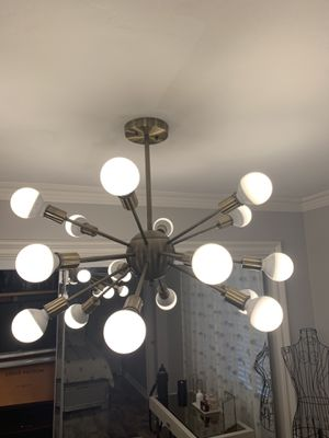 New And Used Chandelier For In Azusa Ca Offerup