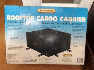 Rooftop Cargo Carrier for Sale in Herndon, VA
